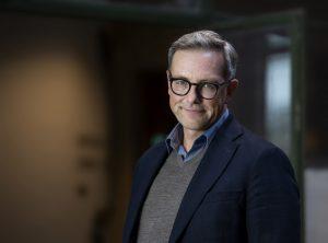 Porträtt på Christian Lundell