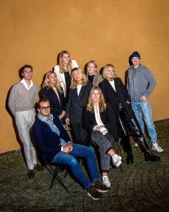 Kåren på Nordiska Textilakademin